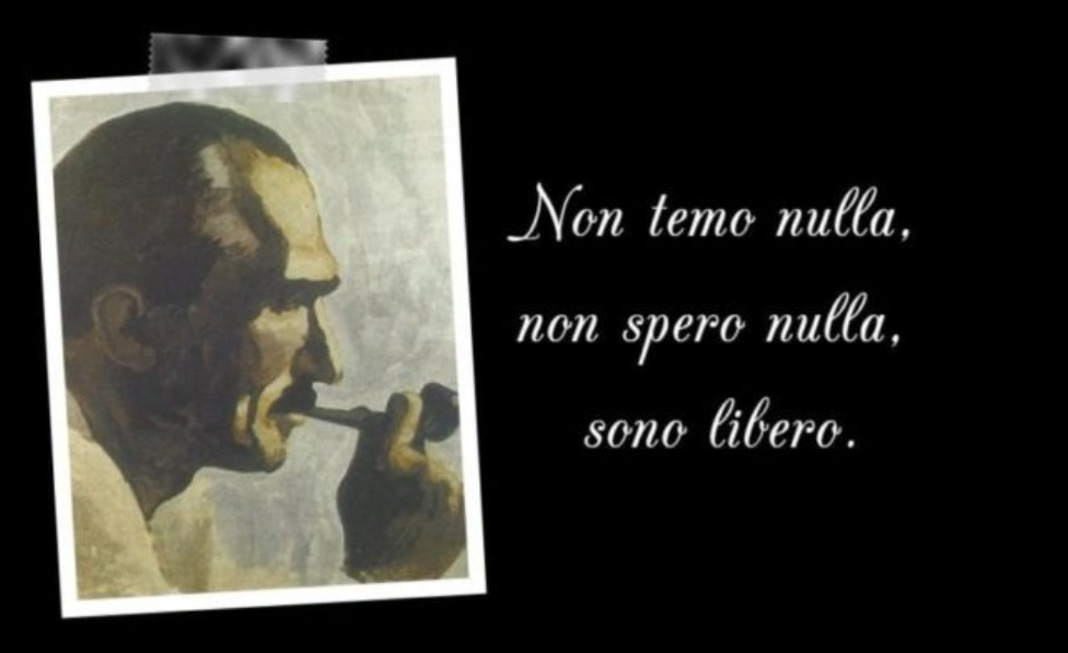 Nikos Kazantzakis e l'Italia
