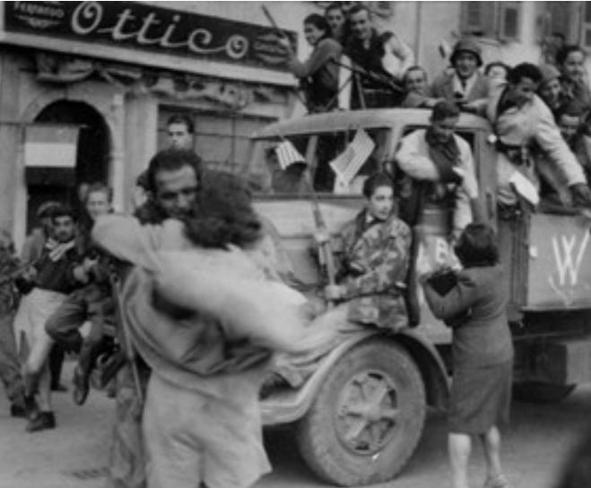 Torino :il polo del 900 per la festa della liberazione