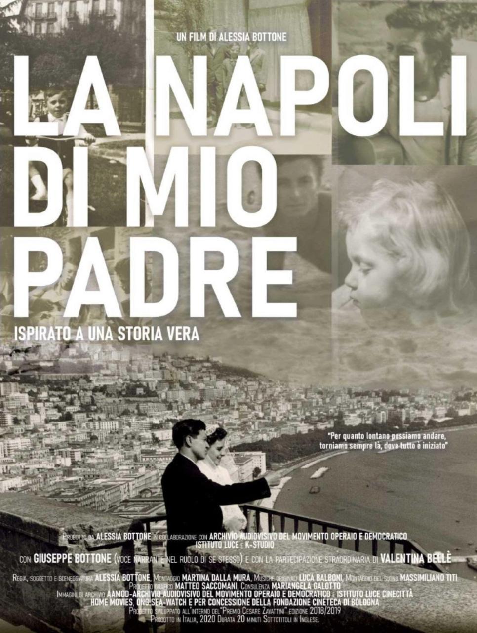 La Napoli di mio padre