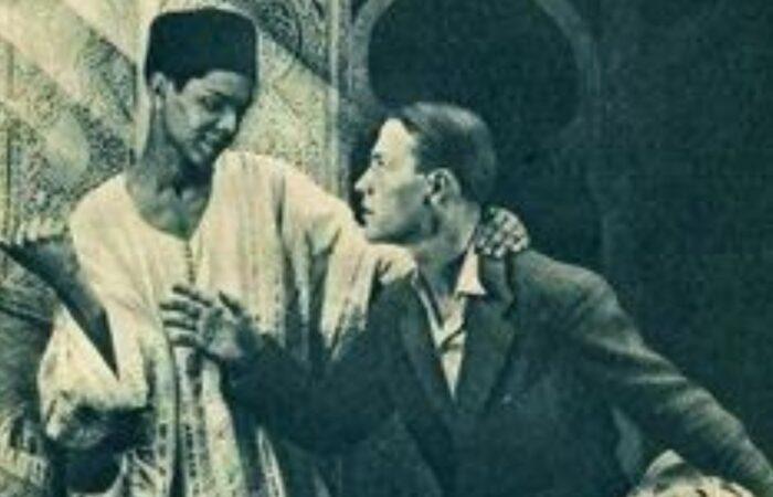 André Gide, l'immoralista