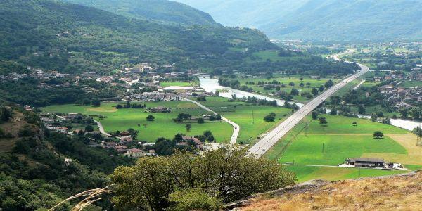 Turismo delle radici in Valle D'Aosta: Un paesaggio da cartolina, Montjovet e le sue frazioni