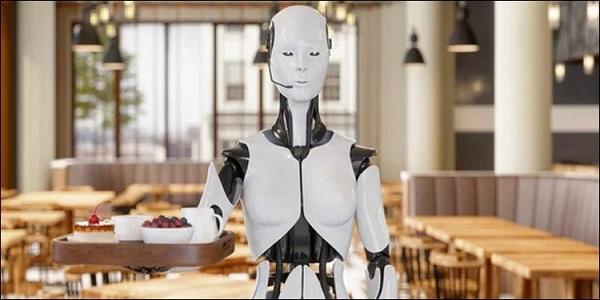 Dai ristoranti agli ospedali passando per la Grande Moschea: i robot in Arabia Saudita