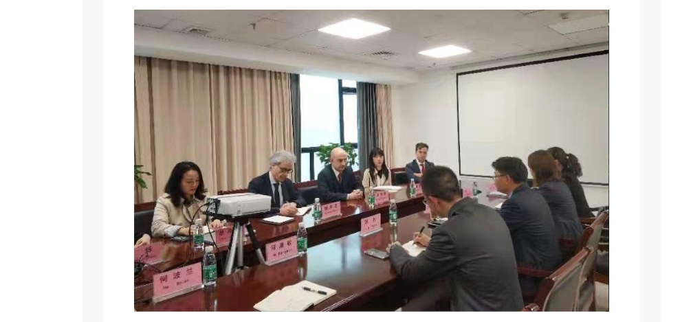 Chongqing:il console generale Bilancini in visita nella provincia del Guizhou