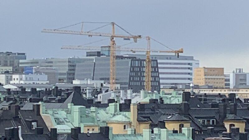 La visione di Stoccolma 2040: Hagastaden