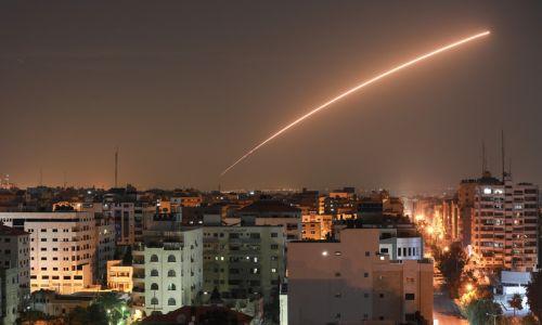 Pioggia di razzi da Gaza su Israele