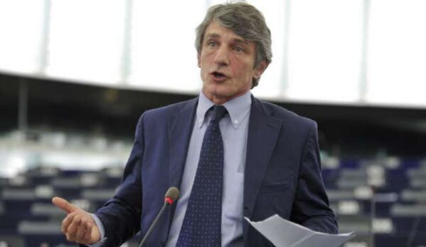Sassoli: Troppa povertà in Europa