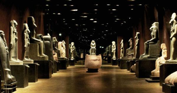 """""""Alla scoperta dell'antico egitto con il museo egizio"""": il direttore Greco ospite dell'IIC di Washington"""