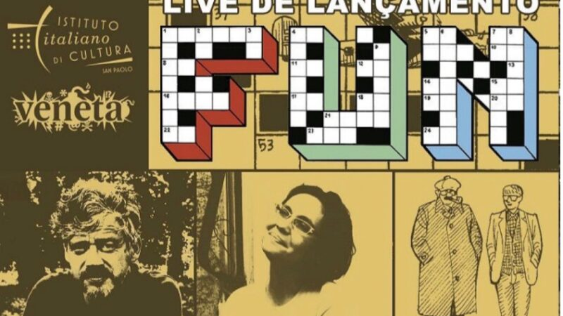 "San Paolo: lancio del libro ""Fun""di Paolo Bacilieri"