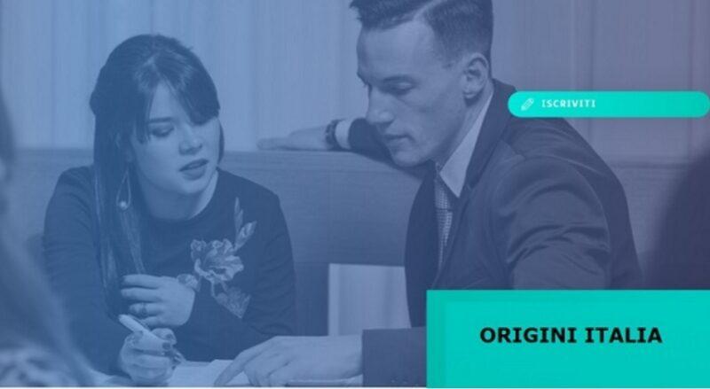 Origini Italia: aperte le iscrizioni al programma per i discendenti degli emigrati