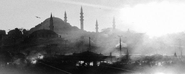 Istanbul: mese divanyolu