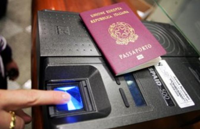 Edimburgo: appuntamenti aggiuntivi con l'ufficio passaporti per la sola rilevazione dei dati biometrici