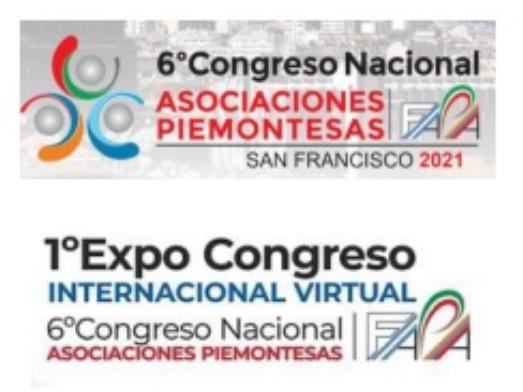 Piemontesi in Argentina:a giugno il congresso in modalità online