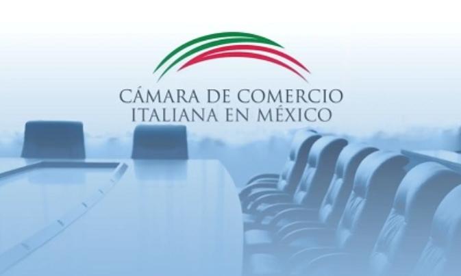 Nuovo consiglio direttivo della Camera di Commercio italiana in Messico