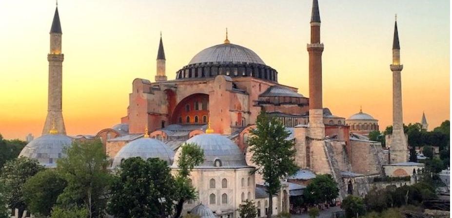 Istanbul:sultanahmet meydani
