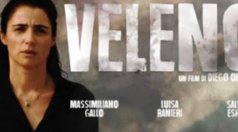 Veleno: su Rai Italia il film di Diego Olivares
