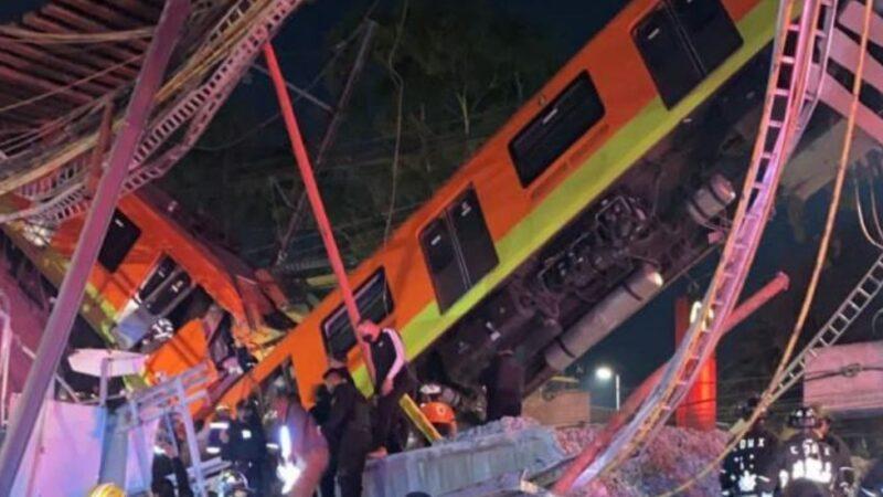 Crolla un ponte in Messico: 23 vittime e 65 feriti