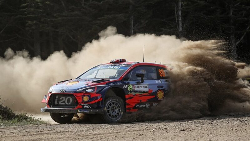 Nasce partnership tra Rally Italia Talent e Motorsport