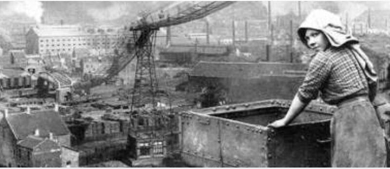 Belgio (3. L'industria del carbone)