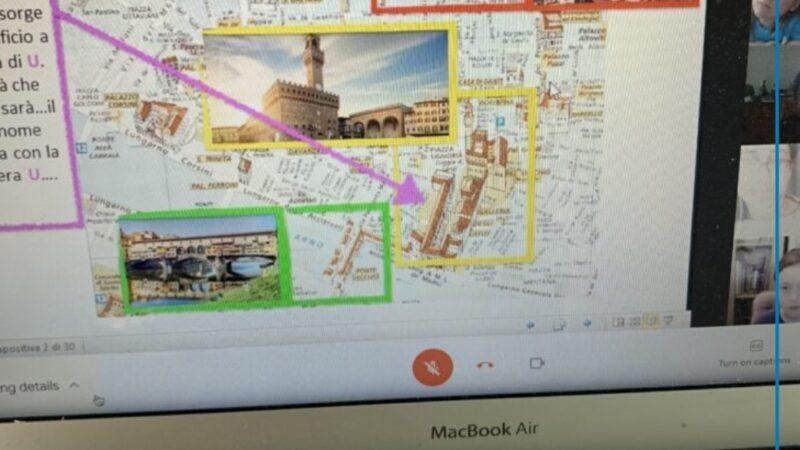 Il  nostro viaggio virtuale agli Uffizi