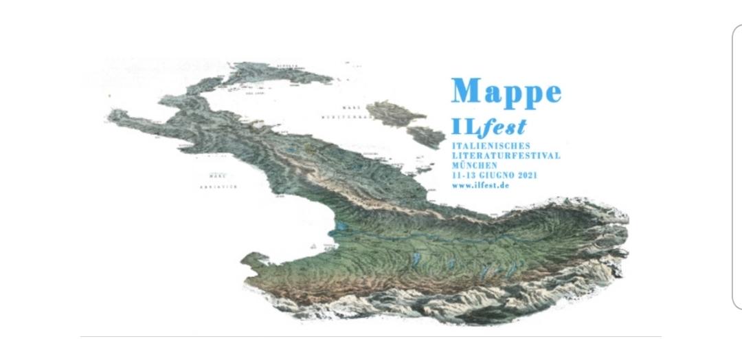 Mappe : il fest -italienisches literaturfestival Muchen 2021