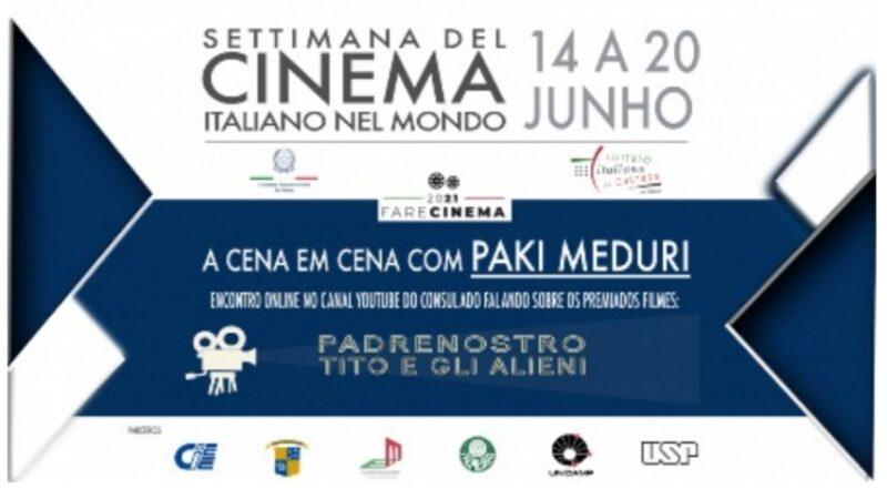 """A Cena em Cena"""": la Settimana del Cinema Italiano a San Paolo"""