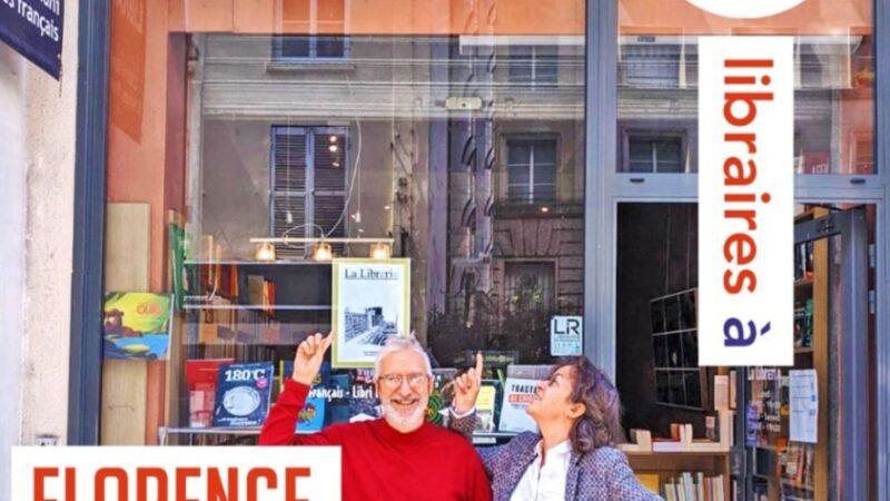 Una libreria italiana nel cuore di Parigi, Andrea: il mio è uno dei mestieri più belli al mondo