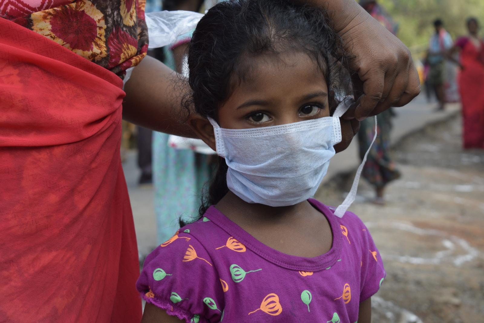 Ossigeno per l'India