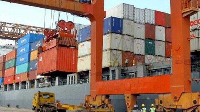 Commercio estero. Istat, export aprile +3,4%, +97% annuo