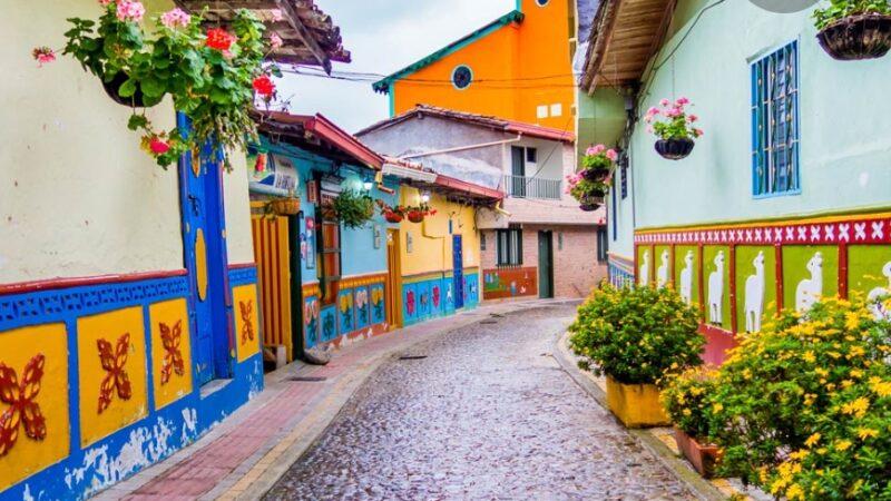De mi amada Colombia