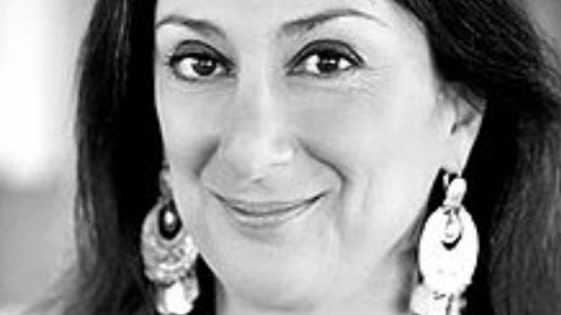 Daphne Caruana Galizia:una donna  tra la legge e chi cercava di violarla.