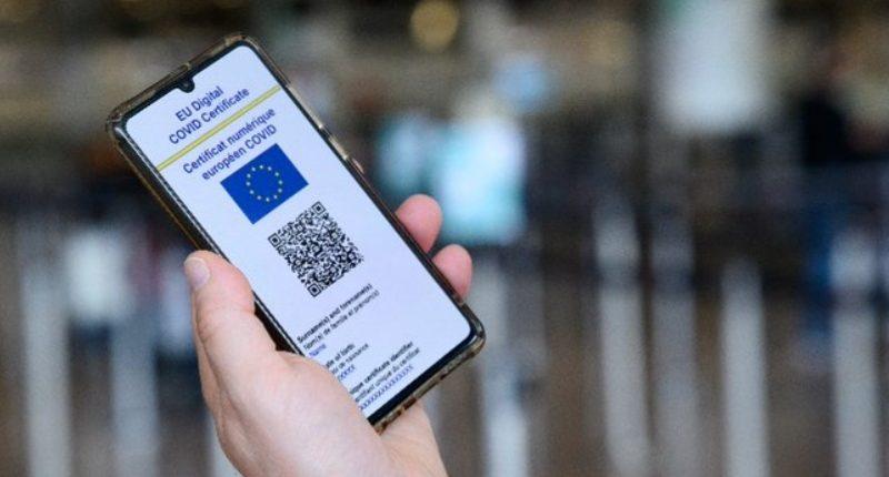 Green pass: da oggi in vigore il certificato Covid digitale Ue