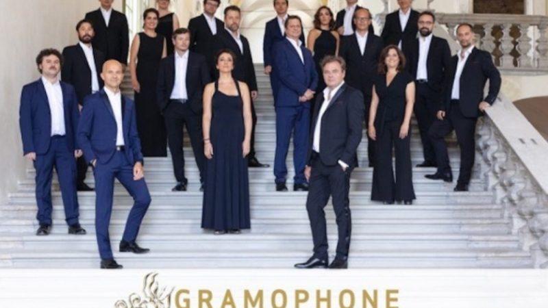 L'Accademia Bizantina candidata ai Gramophone Awards 2021
