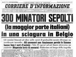 BELGIO (7.La catastrophe des italiens)