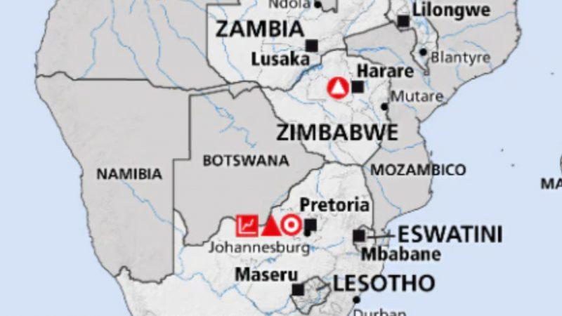 Botswana and Zambia inaugurate a cross-border bridge