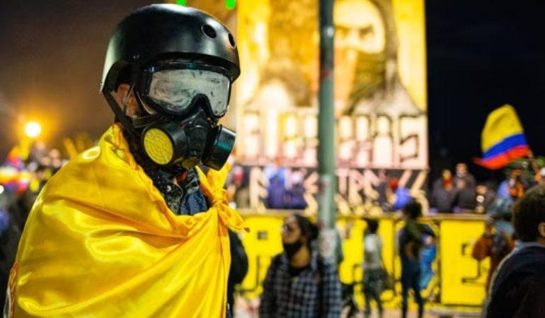 Colombia, situación política y económica en colapso