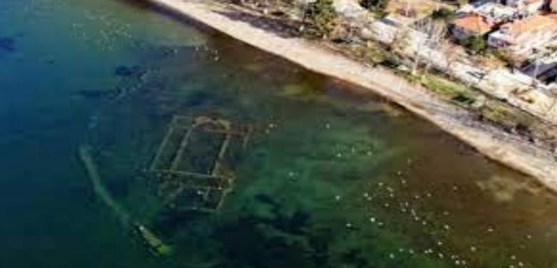 İznik (Askania ) Gölü – Gölün İçindeki Tarih