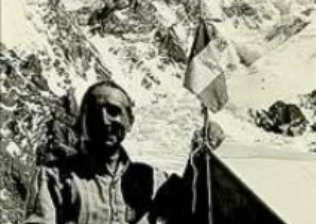 La conquista italiana del K2