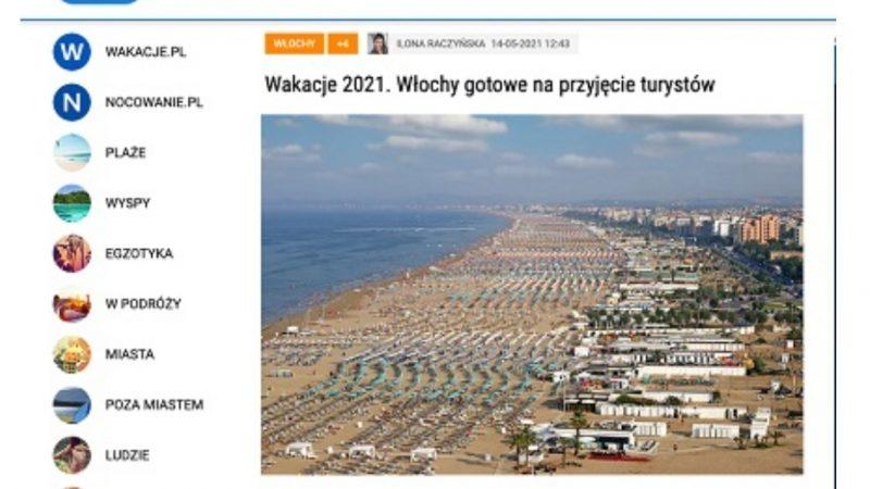 Dal Settecentenario di Dante al Motor Valley Fest: la Polonia celebra la vacanza in Emilia-Romagna