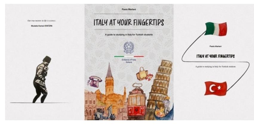 Italy at your fingertips: la guida dell'Ambasciata per gli studenti turchi