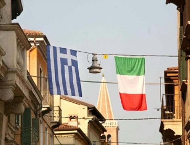Sport e cultura tra Italia e Grecia: l'Ambasciatrice Falcinelli incontra la Ministra Mendoni