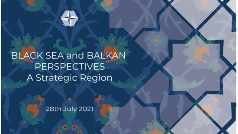 """""""Mar Nero e Balcani: una regione strategica"""": la conferenza della Nato Foundation"""
