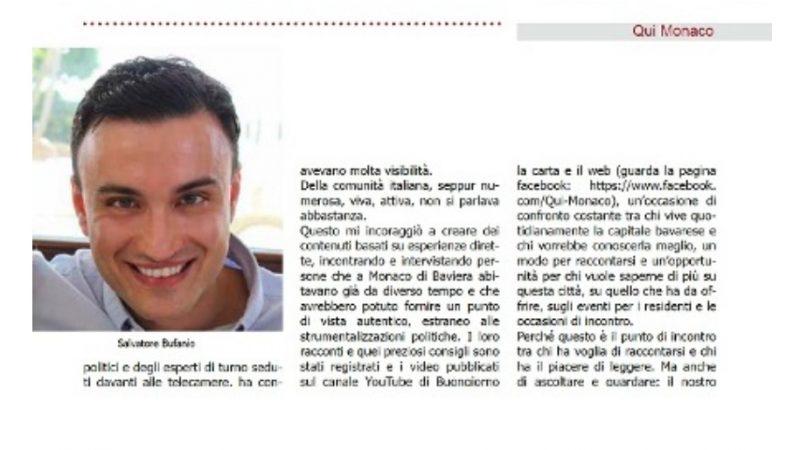 Qui Monaco – di Salvatore Bufanio