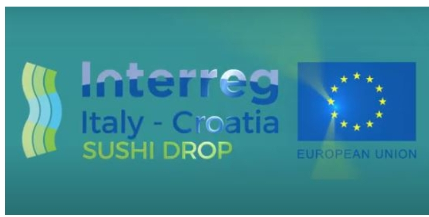 Italia-Croazia: iniziata la 2° missione del drone Bluncy che esplora gli scogli di Pedaso
