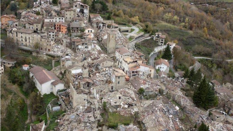 """Di semi e di pietre"""": si apre domani la mostra che racconta il sisma del 2016 in centro Italia"""