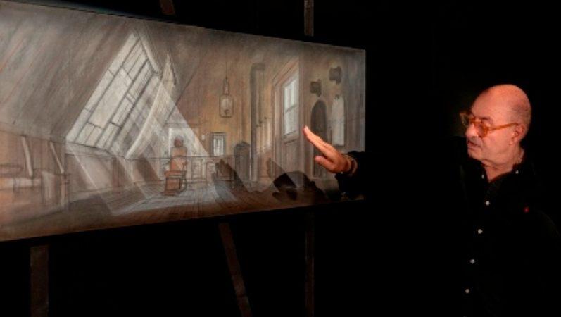 Effimero per errore: in mostra a Macerata i bozzetti di Dante Ferretti