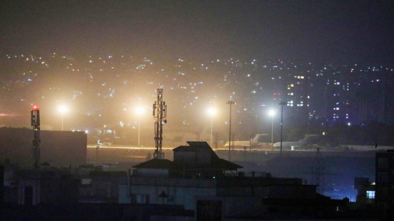 L'addio a Kabul si è consumato
