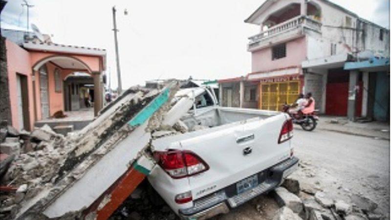 "Sisma Haiti:1.300 morti.Ora si teme ""Grace"""