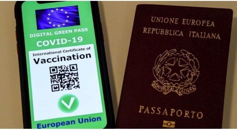 Comites San Marino: il green pass in Italia fonte di tanti problemi