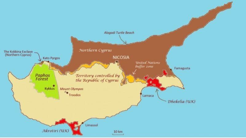 Nicosia: dall'Ambasciata le regole per l'ingresso a Cipro a partire dal 5 agosto