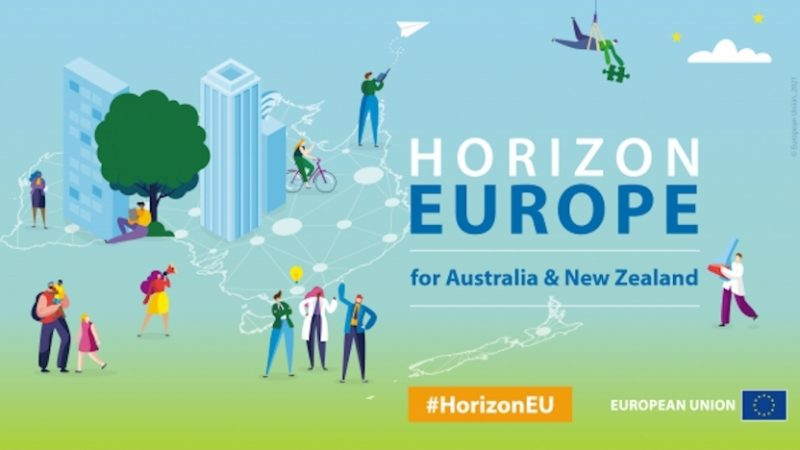 Horizon Europe si presenta ad Australia e Nuova Zelanda